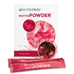 NUTRIWAY® PhytoPowder™ Defend Cherry – 20x8g stick sachets