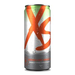 XS™ Energy Drink Mango Pineapple Guava – Pack of 6