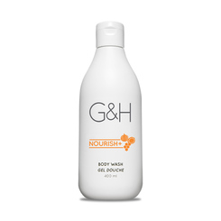 G&H Nourish+™ Body Wash 400ml