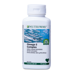NUTRIWAY® Omega-3 Complex - 90 Capsules