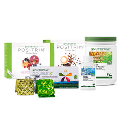 NUTRIWAY® Q+ Breakfast Bundle