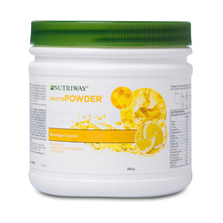 NUTRIWAY® PhytoPowder™ Refresh Lemon – Tub