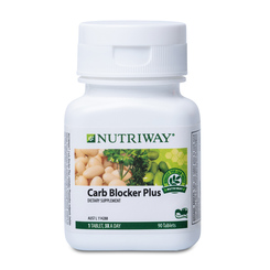 NUTRIWAY® Carb Blocker Plus - 90 Tablets