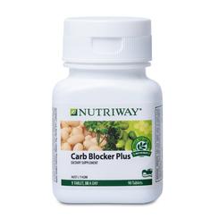NUTRIWAY® Carb Blocker Plus - 90 Tablets