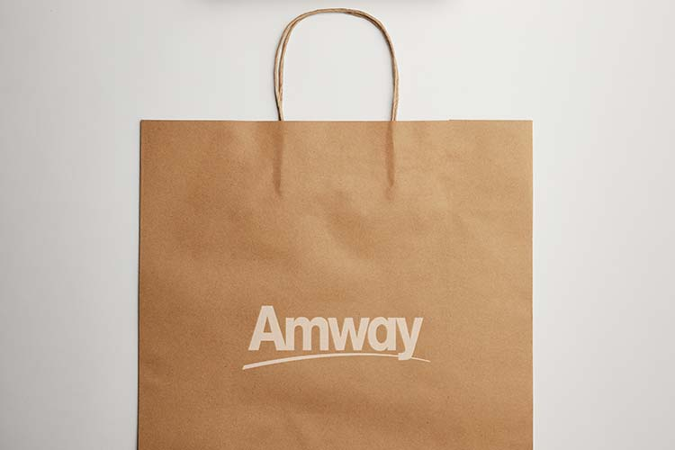 Amway Plastic Free Shop Bags