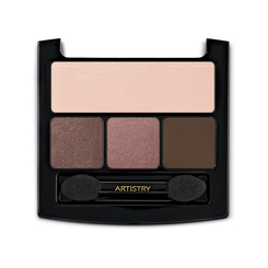 ARTISTRY® Signature Colour Eye Shadow Quad in Natural Glow