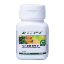 NUTRIWAY® Parselenium-E ® - 60 Tablets