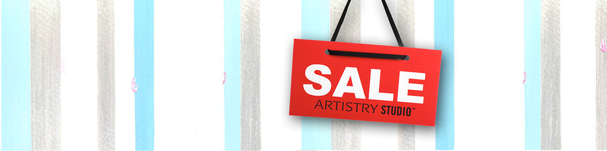 ARTISTRY Studio clearance sale.