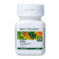 NUTRIWAY® Daily - 60 Tablets