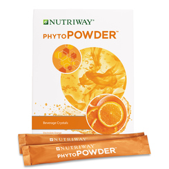 NUTRIWAY® PhytoPowder™ Electrolyte 20x8g sachets - 3 flavours