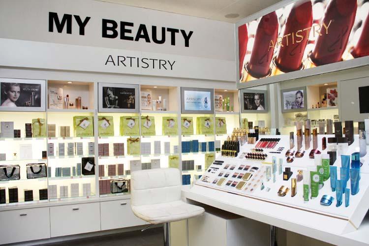 Amway Perth Store - Beauty Bar