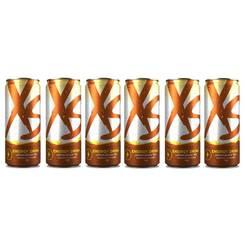 XS™ Energy Drink Lemon Black Tea - Pack of 6