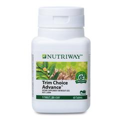 NUTRIWAY® Trim Choice Advance™ - 60 Tablets