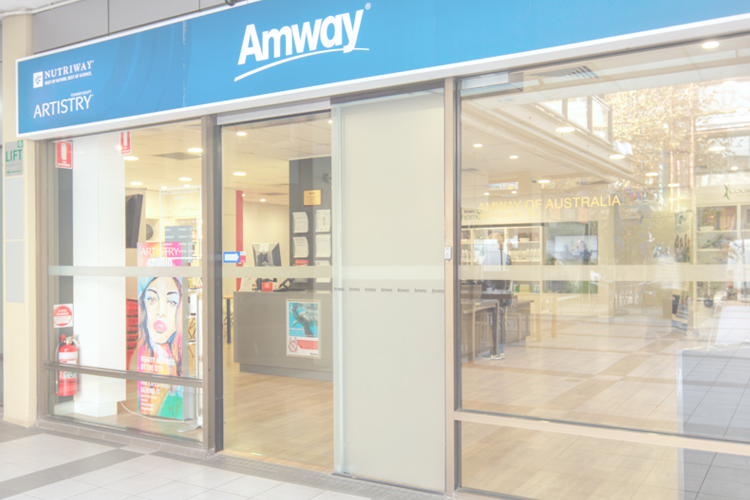 Amway Business Centres Reopen